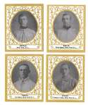 1909 Ramly T204 Reprints - NEW YORK GIANTS Team Set