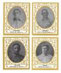 1909 Ramly T204 Reprints - ST LOUIS BROWNS Team Set