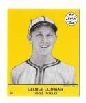 1941 Goudey (Yellow) Reprints - DETROIT TIGERS