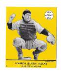 1941 Goudey (Yellow) Reprints - NEW YORK YANKEES