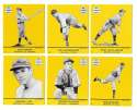 1941 Goudey (Yellow) Reprints - ST LOUIS BROWNS (ORIOLES) Team Set