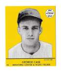 1941 Goudey (Yellow) Reprints - WASHINGTON SENATORS (TWINS)