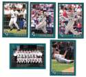 2001 Topps Employees (SNOW) - CHICAGO WHITE SOX Team Set