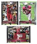 2015 Topps Football Team Set - ARIZONA CARDINALS