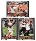 2015 Topps Football Team Set - CINCINNATI BENGALS