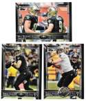 2015 Topps Football Team Set - NEW ORLEANS SAINTS