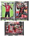 2015 Topps Football Team Set - TAMPA BAY BUCCANEERS
