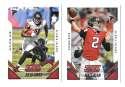 2015 Score Football Team Set - ATLANTA FALCONS