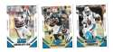 2015 Score Football Team Set - CAROLINA PANTHERS