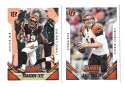 2015 Score Football Team Set - CINCINNATI BENGALS
