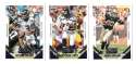 2015 Score Football Team Set - SEATTLE SEAHAWKS