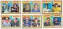 1985 Fleer - Major League Prospect 6 card lot