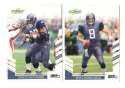 2007 Score Football Team Set - SEATTLE SEAHAWKS