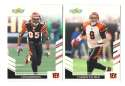2007 Score Football Near Team Set -1 - CINCINNATI BENGALS