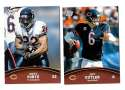 2011 Topps Rising Rookies Football Team Set - CHICAGO BEARS