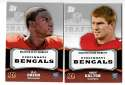 2011 Topps Rising Rookies Football Team Set - CINCINNATI BENGALS