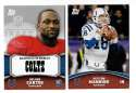 2011 Topps Rising Rookies Football Team Set - INDIANAPOLIS COLTS