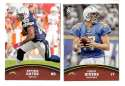 2011 Topps Rising Rookies Football Team Set - SAN DIEGO CHARGERS