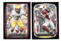 2013 Bowman Black Football Team Set - ARIZONA CARDINALS