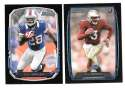2013 Bowman Black Football Team Set - BUFFALO BILLS