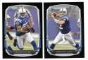 2013 Bowman Black Football Team Set - INDIANAPOLIS COLTS
