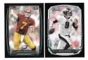 2013 Bowman Black Football Team Set - PHILADELPHIA EAGLES