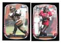 2013 Bowman Black Football Team Set - TAMPA BAY BUCCANEERS