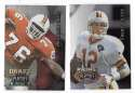 1995 Playoff Prime Football Team Set - TAMPA BAY BUCCANEERS