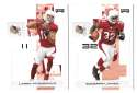 2007 Playoff NFL Football Team Set - ARIZONA CARDINALS