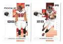 2007 Playoff NFL Football Team Set - ATLANTA FALCONS