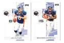 2007 Playoff NFL Football Team Set - DENVER BRONCOS