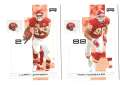2007 Playoff NFL Football Team Set - KANSAS CITY CHIEFS