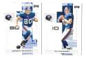 2007 Playoff NFL Football Team Set - NEW YORK GIANTS