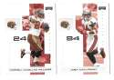 2007 Playoff NFL Football Team Set - TAMPA BAY BUCCANEERS