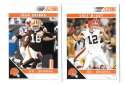 2011 Score Football Team Set made from Factory set - CLEVELAND BROWNS