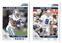 2011 Score Football Team Set made from Factory set - DALLAS COWBOYS