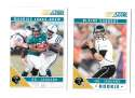 2011 Score Football Team Set made from Factory set - JACKSONVILLE JAGUARS