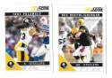 2011 Score Football Team Set made from Factory set - PITTSBURGH STEELERS