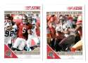 2011 Score Football Team Set made from Factory set - TAMPA BAY BUCCANEERS
