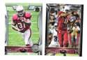 2015 Topps NFL 60th Anniversary Logo Football Team Set - ARIZONA CARDINALS