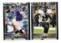 2015 Topps NFL 60th Anniversary Logo Football Team Set - BALTIMORE RAVENS