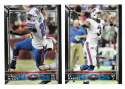 2015 Topps NFL 60th Anniversary Logo Football Team Set - BUFFALO BILLS