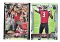 2015 Topps NFL 60th Anniversary Logo Football Team Set - TAMPA BAY BUCCANEERS