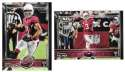 2015 Topps Super Bowl 50th Anniversary Football Team Set - ARIZONA CARDINALS