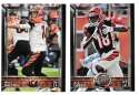 2015 Topps Super Bowl 50th Anniversary Football Team Set - CINCINNATI BENGALS