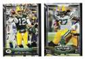 2015 Topps Super Bowl 50th Anniversary Football Team Set - GREEN BAY PACKERS