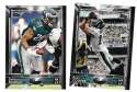 2015 Topps Super Bowl 50th Anniversary Football Team Set - PHILADELPHIA EAGLES