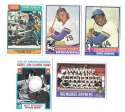 1976 Topps B EX Condition - MILWAUKEE BREWERS Team Set