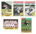 1976 Topps B EX Condition - DETROIT TIGERS Team Set