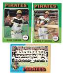 1975 Topps C EX Condtion - PITTSBURGH PIRATES Team Set
